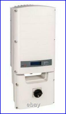 10,000 Watt SolarEdge Grid Tie Inverter with Safety Switch-Used