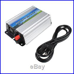10.5-28V 300W micro grid tie inverter for solar panel home system MPPT function