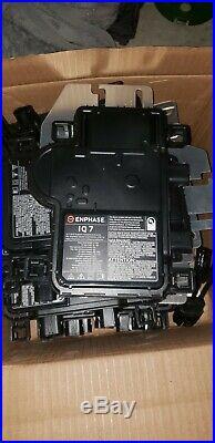 (10) Enphase Iq7-60-2-us Micro Inverters
