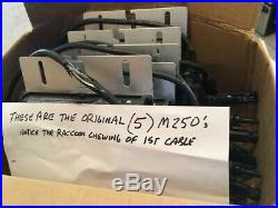 (10) Enphase M250 Solar Micro Inverter M250-72-2LL-S22 incl Envoy no reserve