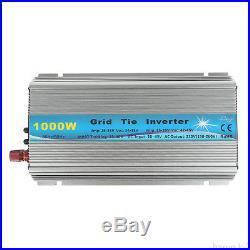 1000/600/500W Mirco Grid Tie Inverter For Solar Panel Pure Sine Wave Wholesale