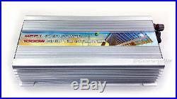 1000 WATTS MPPT GRID TIE INVERTER 10.5 -28 V DC 220 V AC 1000w For Solar