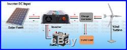 1000 Watts 10.5 V-28 V DC Mppt Grid Tie Inverter 100 V -130 V Ac 60 Hz