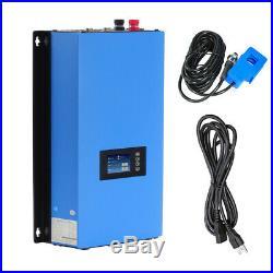 1000W 2000W Grid Tie Solar Inverter Limiter/Wifi Port DC 22-60V/45-90V PV Kit