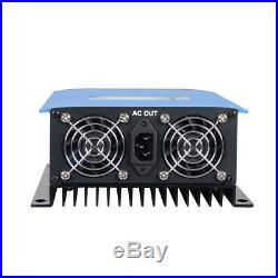 1000W 2KW Solar Panel on Grid Tie Inverter & Power Limiter DC 22-65V/45-90V kit