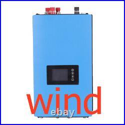 1000W 3 Phase Wind Turbine Grid Tie Inverter Limiter DC 22-65V 45-90V SUN WAL