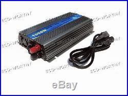 1000W DC12V-AC 220V micro grid tie inverter for home solar panel system