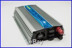 1000W Grid Tie Inverter 110V Output MPPT Pure Sine Wave Inverter Power US