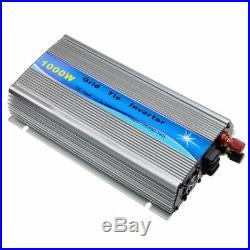 1000W Grid Tie Inverter 110V Used for 30/36V Solar Panel Pure Sine Wave Inverter