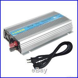 1000W Grid Tie Inverter DC20-45V to AC110V/220V Solar Inverter For Solar System