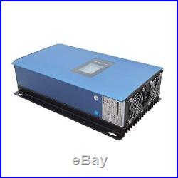 1000W Grid Tie Inverter Power Limiter DC25-60V Solar Input to AC110V/240V Auto