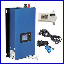 1000W Grid Tie inverter Solar with limiter MPPT pure sine wave DC22-60V/45-90V