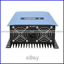 1000W Home Grid Tie Kit 10100W Solar Panel with 1KW Pure Sine Wave Inverter US