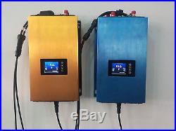 1000W LCD Wind Grid Tie Inverter MPPT Pure Sine Wave with Dump load resistor