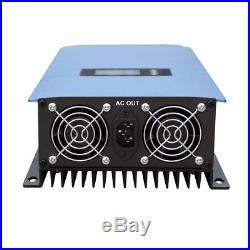 1000W On Grid Tie Inverter with Limiter for Solar Panels 22-65V/45-90V DC System