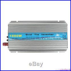 Ltd YC-B101 SolarEpic Grid Tie Inverter 1000w Stackable w//MPPT 20-45v Input 110v Output YiCheng Technolgy Co