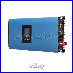 1000W Solar Grid Tie Inverter with Limiter Wechselrichter Mppt Function DC45-90V