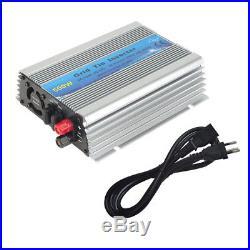 1000W Solar Inverter Grid Tie Inverter DC20V45V to AC 220V 50Hz/60Hz SO9