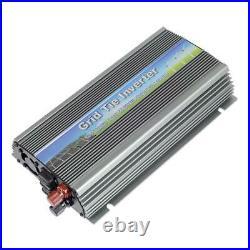 1000W Solar Inverter Grid Tie Inverter DC20V45V to AC110V 50Hz/60Hz