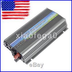 1000W Solar Inverter Grid Tie Inverter DC20V45V to AC110V or 220V 50Hz/60Hz USA