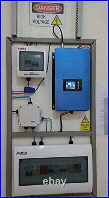 1000W Solar Inverter Grid Tie Panel Inverter Solar Turbine DC22-90V AC110/220V