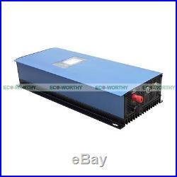 1000W Solar System Kit 10x 100W Solar Panel with 1000W Solar on Grid Tie Inverter