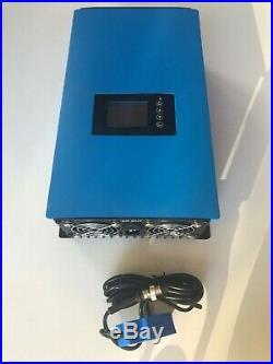 1000W Solar on Grid Tie Inverter & Power Limiter DC 22-65V