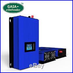 1000W Solar on Grid Tie Inverter Power Limiter, MPPT PV System DC 22-60V New