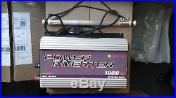 1000W WATT Wind Turbine Generator Grid Tie Inverter DC22-60V AC110V, Stackable