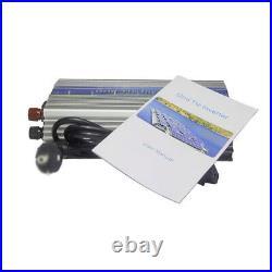 1000W Watt Solar Micro Grid Tie Power Inverter 110V for Solar Panel 10.5-30V