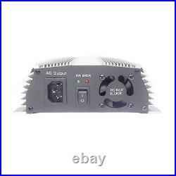 1000W Watt Solar Micro Grid Tie Power Inverter 110V for Solar Panel 10.5-30V AC