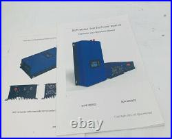 1000W Wind Power Grid Tie Inverter With Wifi Interface for Wind Trubine 45-90V