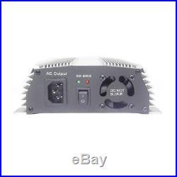 1000W grid tie power inverter for solar panel 10.5-28v DC 220V/110V AC