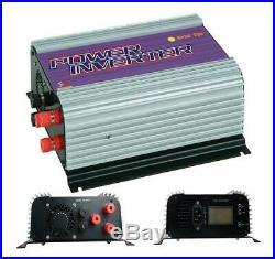 1000W on Grid Tie Power Inverter AC 110V for 3 Phase Wind turbine