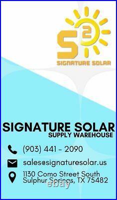 10kW SMA Sunny Boy SB10000TLUS-10 208v single or 3 phase String Inverter Solar