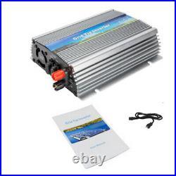 110V 1000W grid tie power inverter for solar panel 10.5-30v DC