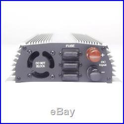 110V 1000W grid tie power inverter for solar panel 10.5-30v DC US