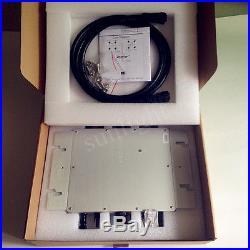 1200 Watt 110/220V Grid Tie Inverter MPPT Pure Sine Wave WVC1200W Solar Inverter