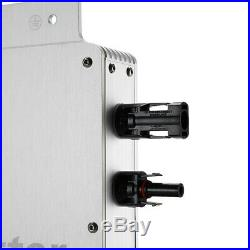 1200W MPPT Micro Solar Inverter Converter IP65 For Wind Turbine Generator Line