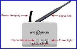 1200W Solar Power Grid Tie Inverter with monitoring system wvc modem