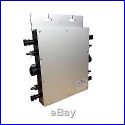 1200W Waterproof Grid Tie Inverter DC to AC Solar Power Inverter IP65 50Hz/60Hz