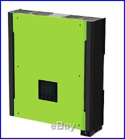 120V Grid Tie Inverter 2000W 48V Solar Inverter 2250W MPPT Hybrid Inverters 30A