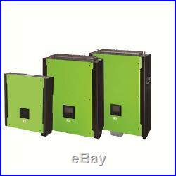 120V Grid Tie Inverter 2000W 48V Solar Inverter 2250W MPPT Inverters 30A AC