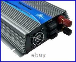 1400W Grid Tie Micro Inverter DC10.8-32V to AC110V MPPT Pure Sine Wave Inverter