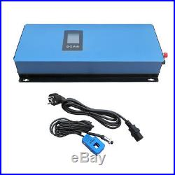 1500W Grid Tie Solar Panel Kit 2000W 220V PV Grid Tie Inverter For Home Garden