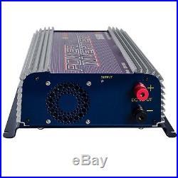 1500W MPPT Solar Power Grid Tie Inverter Pure Sine Wave DC45-90V TO AC110V