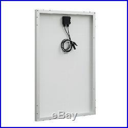 1920W 48V System Kit 16×120W 12V Solar Panel 2000W Grid Tie Solar Power Inverter