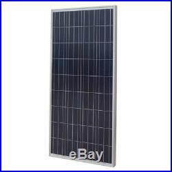 1920W Grid Tie Solar System 12PCS 160W Poly Solar Panel & 2KW 220V Inverter