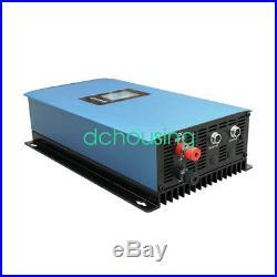 1KW 2KW Grid Tie Solar Power Inverter on Grid MPPT / Limter DC 22/45V TO 65/90V