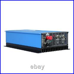 1KW 2KW MPPT Solar Panel on Grid Tie Inverter & Power Limiter DC 22-65V/45-90V